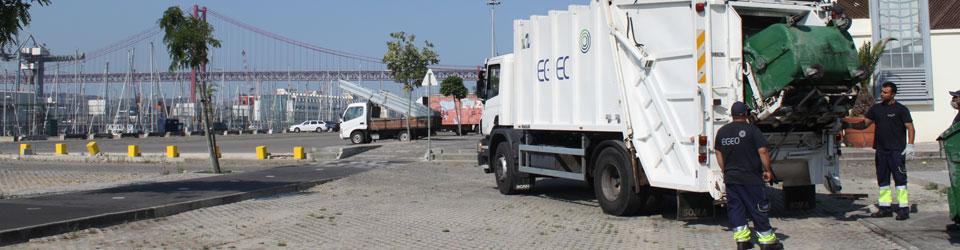 A tecnologia ao serviço da gestão de resíduos